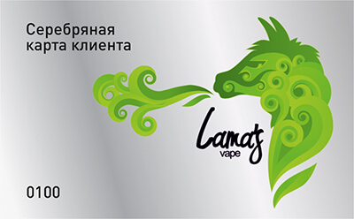 Lama's Vape Shop портфолио