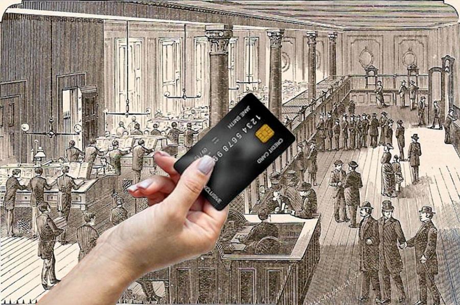 История предоплатных карт: от картона к пластику